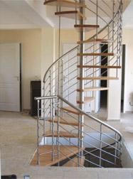 escaliers h lico daux escaliers 51. Black Bedroom Furniture Sets. Home Design Ideas